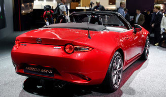 Mazda Roadster|マツダ ロードスター 2
