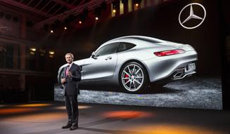 Mercedes-AMG GT|メルセデス AMG GT 3