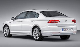 Volkswagen Passat GTE|フォルクスワーゲン パサート GTE 09