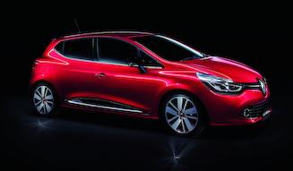 Renault Lutecia(Clio)|ルノー ルーテシア