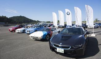 生誕50周年をむかえたBMW Club Japan|BMW 02