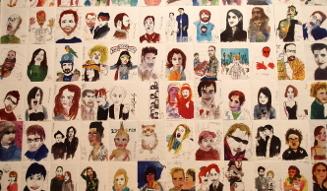 ART 『ミシェル・ゴンドリーの世界一周』展 03