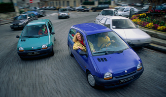 Renault Twingo (1992) ルノー トゥインゴ(1992)