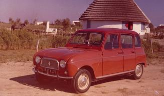 Renault 4L (1961) ルノー 4L(1961)
