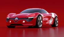 Renault DeZir ルノー デジール