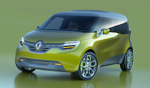 Renault Friendzy ルノー フレンジー