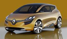 Renault R-Space ルノー Rスペース