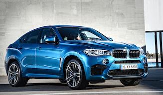 BMW X6 M|ビー・エム・ダブリュー X6 M