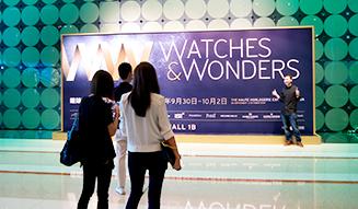Watches & Wonders 2014 |香港高級時計ショー2014
