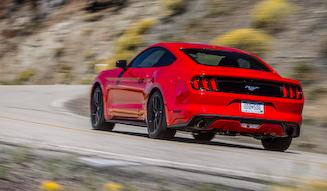Ford Mustang EcoBoost|フォード マスタング エコブースト