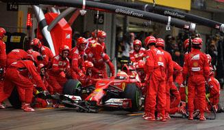 F1はつまらない、をピレリが変える|PIRELLI 5