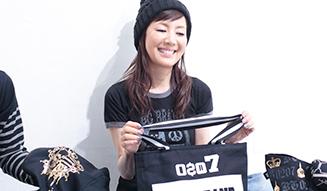 戸田恵子|BGブランド 03