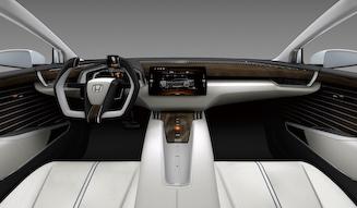 Honda FCV Concept|ホンダ FCV コンセプト 33