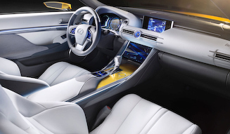 Lexus LF-C2 レクサス LF-C2