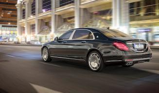 Mercedes-Maybach S Class|メルセデス・マイバッハ Sクラス