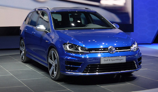 Volkswagen Golf R Sportwagon|フォルクスワーゲン ゴルフ R スポーツワゴン 01