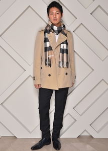 Burberry Art Of The Trench In Tokyo