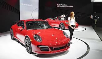 Porsche 911 Carrera GTS|ポルシェ 911カレラ GTS