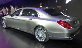 Mercedes-Maybach S 600|メルセデス・マイバッハ S 600