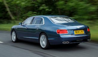 Bentley Flying Spur V8|ベントレー フライングスパー V8