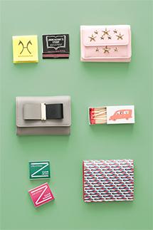 特集 2015年をともにする新作財布コレクション