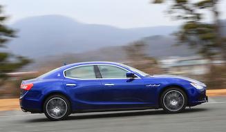 Maserati Ghibli S Q4|マセラティ ギブリ S Q4