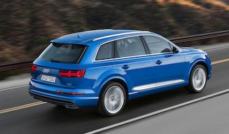 Audi Q7|アウディ Q7 002
