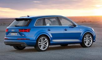 Audi Q7|アウディ Q7 004