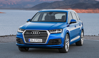 Audi Q7|アウディ Q7 005