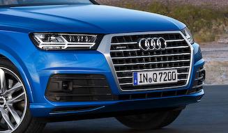 Audi Q7|アウディ Q7 009