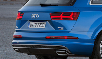 Audi Q7|アウディ Q7 028