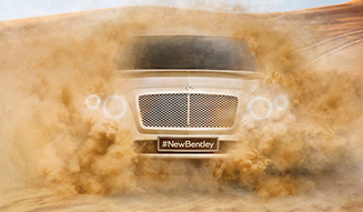 Bentley Bentayga |ベントレー・ベンタイガ