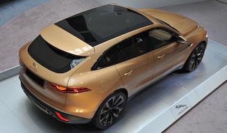 Jaguar F-Pace|ジャガー Fペース 004