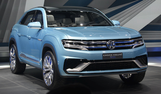 Volkswagen Cross Coupe GTE|フォルクスワーゲン クロスクーペ GTE