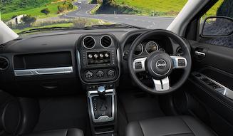 Jeep Compass Blackhawk|ジープ コンパス ブラックホーク