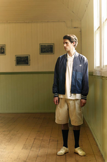 FRED PERRY|NIGEL CABOURN