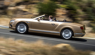 Bentley Continental GT Convertible|ベントレー コンチネンタル GT コンバーチブル