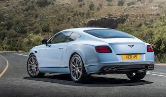 Bentley Continental GT V8 S|ベントレー コンチネンタル GT V8 S