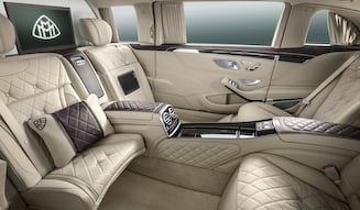 Mercedes-Maybach Pullmam メルセデス・マイバッハ プルマン