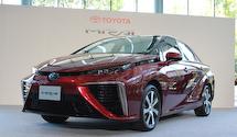 Toyota Mitai|トヨタ ミライ