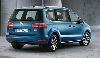 Volkswagen Sharan フォルクスワーゲン シャラン