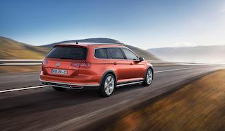 Volkswagen Passat Alltrack|フォルクスワーゲン パサート オールトラック