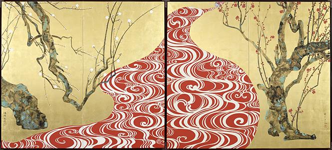 ART FAIR TOKYO 2015|特別企画展の見どころを紹介 ギャラリー 金氏徹平 Ghost in the Liquid Room (lenticular) #8 copyright the artist courtesy ShugoArts RETURN prev 1 / 11 next ART|特別企画展の見どころを紹介