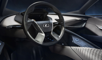 Lexus LF-SA concept|レクサス LF-SA コンセプト