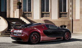 """Bugatti Veyron 16.4 Grand Sport Vitesse """"La Finale"""" ブガッティ ヴェイロン 16.4 グランスポール ヴィッテス """"ラ フィナーレ"""""""