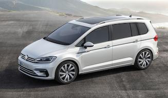 Volkswagen Touran R-Line|フォルクスワーゲン トゥーラン Rライン