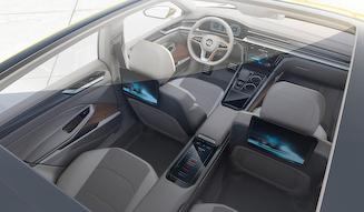 Volkswagen Sport Concept Coupe GTE|フォルクスワーゲン スポーツ コンセプト クーペ GTE