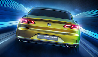 Volkswagen Sport Concept Coupe GTE|フォルクスワーゲン スポーツ コンセプト クーペ GTE