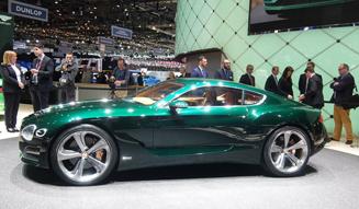 Bentley EXP 10 Speed 6|ベントレー EXP 10 スピード 6