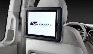 Mercedes-Benz concept V-ision e メルセデス・ベンツ コンセプト ヴィジョン e